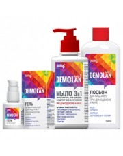 Demolan Forte Face & Body Cosmetic Set