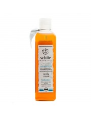 Organic Saki Lake Mud Shampoo for Oily Hair, White Mandarin