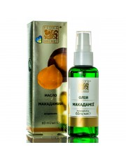 Macadamia Oil, Flora Secret 100% Natural, 60ml