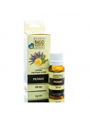 Relaxation Essential Oil Blend, Flora Secret