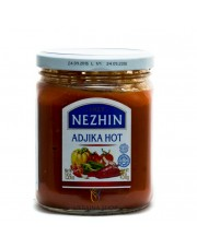 Nezhin Hot Adjika with Garlic and Spices, 450g