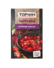 Ukrainian Borsch Soup Concentrate with Beetroot, Torchin 240g
