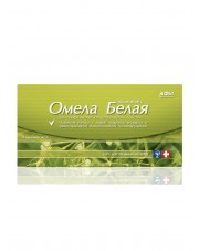 Mistletoe White Herbal Tea, 25 teabags