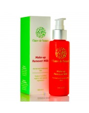 Make-up Remover Milk for Combination Skin, Claire de Nature