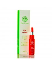 Eye Cream with Abyssinian Oil and Cucumber, Claire de Nature