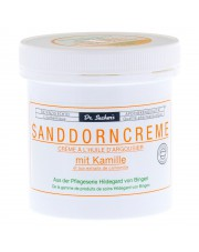 Sea Buckthorn & Camomile Cream Sanddorn Creme