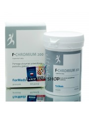 F-CHROMIUM 200 Formeds, Chrome Supplement Powder