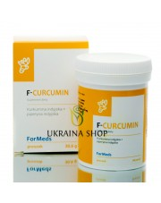 F-CURCUMIN Formeds, Dietary Supplement Powder