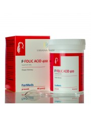 F-Folic Acid 400 Powder, ForMeds