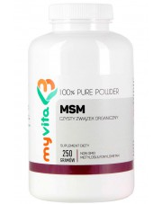 MSM Methylsulfonylmethane, Powder, MyVita