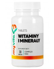 Vitamins and Minerals Complex Max MyVita