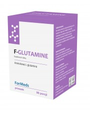 F-GLUTAMINE Formeds, L-Glutamine Powder, 90 servings
