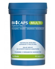 BICAPS MULTI Vitamins and Minerals, ForMeds, 60 capsules