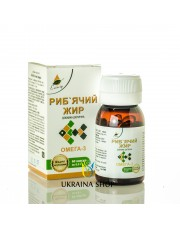 Fish Oil, 60 softgel