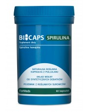 BICAPS SPIRULINA ForMeds, Спирулина, 60 капсул
