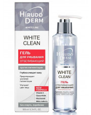 Whitening Face Cleanser Hirudoderm White Line