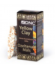 Yellow Clay, 100% Natural 130 g, DNC