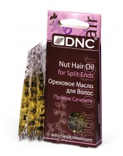 Nut Hair Oil Against Split Ends, DNC