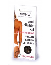Olejek do Zabiegów Body Wrap na Cellulit,  DNC