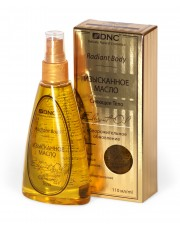 Elegant Oil Radiant Body, DNC, 110 ml