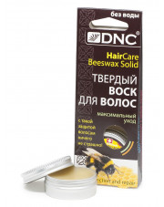 Hard Wax for Hair Care, DNC, 100% Natural