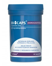 BICAPS ANDROGRAPHIS Formeds, 60 capsules