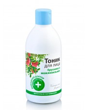 Refreshing Facial Toner Lingonberry and Juniper, 300 ml