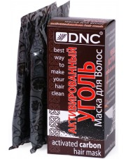 Activated Charcoal Hair Mask DNC, 100g