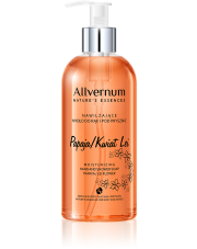 Moisturizing Hand and Shower Soap Papaya & Lei Flower, Allvernum