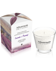 Provence Lavender Aromatic Candle, 100% Palm Oil, Allvernum