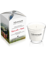 Paradise Apple from the Podhale Aromatic Candle, 100% Palm Oil, Allvernum
