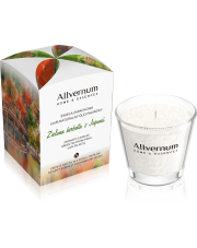 Green Tea from Japan Aromatic Candle, 100% Palm Oil, Allvernum