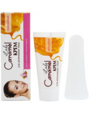 Facial Depilation Cream Lady Caramel, 50ml