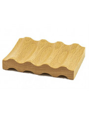 Aleppo Soap Dish Beech Wood