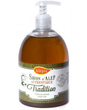 Liquid Soap Tradition with 1% Laurel Oil, Alepia
