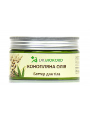 Hemp Body Butter, Dr. Biokord, 100% Natural