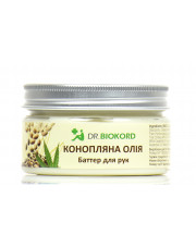 Nourishing Hemp Hand Butter, Dr. Biokord, 100% Natural