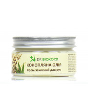 Protective Hemp Hand Cream, Dr. Biokord, 100% Natural