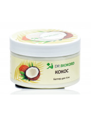 Coconut Body Butter, Dr. Biokord