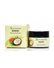 Brightening and Rejuvenating Coconut Facial Mask, Dr. Biokord