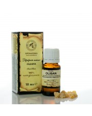 Incense Essential Oil, Aromatika