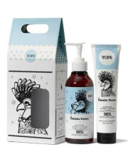 Fresh Grass Gift Set: Shampoo and Conditioner, Yope