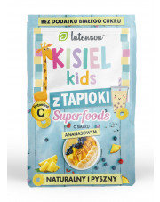 Pineapple Tapioca Kids Kissel, Intenson, 30g