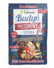 Chocolate Protein Pudding, Intenson, 30g