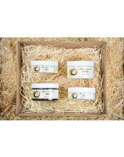 Dr.Biokord Coconut Body Care Set, 4pcs