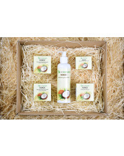 Dr.Biokord Coconut Face Care Set