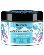 Licorice Mask for Dry and Dull Hair, Vis Plantis