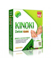 KINOKI Detox Gold Cleansing Patches, 10 pieces