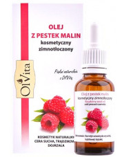 Olej z Pestek Malin, Olvita, 30ml