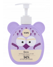 Jasmine Natural Hand Soap for Kids, YOPE, 400ml